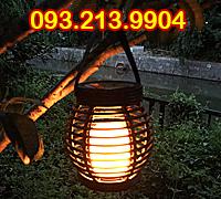 Lồng đèn tích pin năng lượng mặt trời